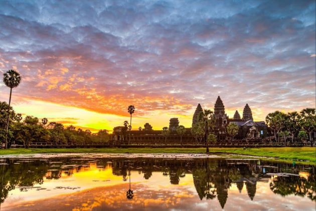 cambodia weather and climate