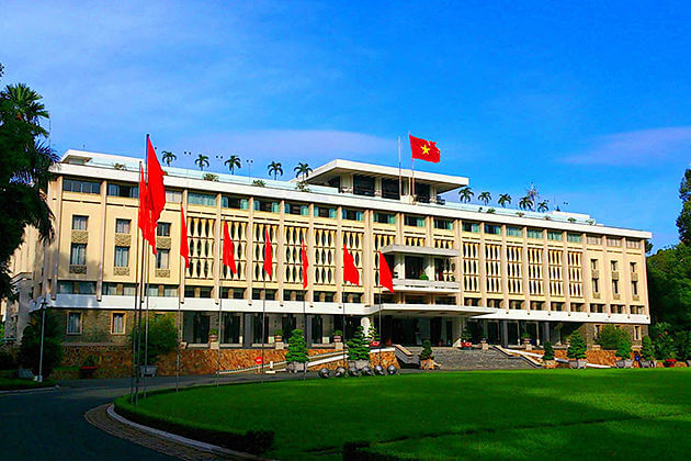 independence palace 10 movie location in indochina
