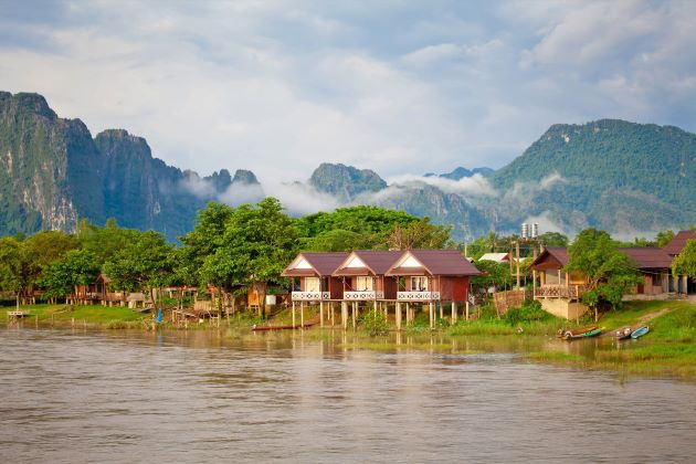 laos weather and climate