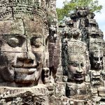 Angkor Thom in Cambodia's Temple