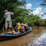 Boat trip Mekong Delta