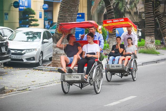 Cyclo Tour Hanoi - Vietnam Cambodia 10 Day Itinerary