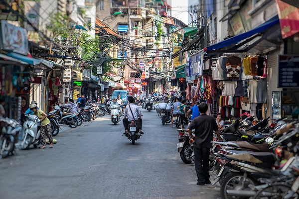 Hanoi Old Quarter - Indochina Tours