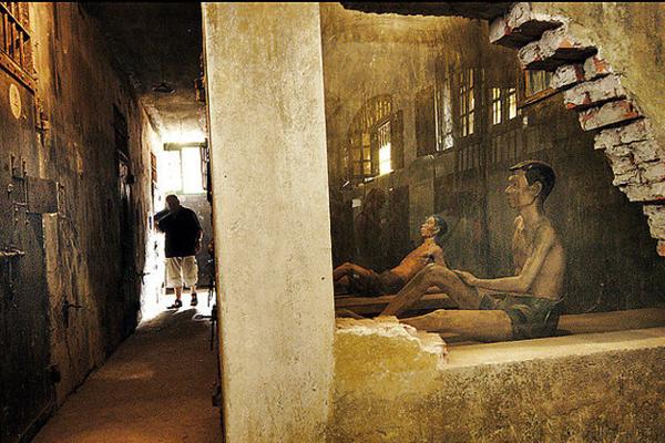 Hoa Lo Prison Hanoi - Indochina 21 Day Tour