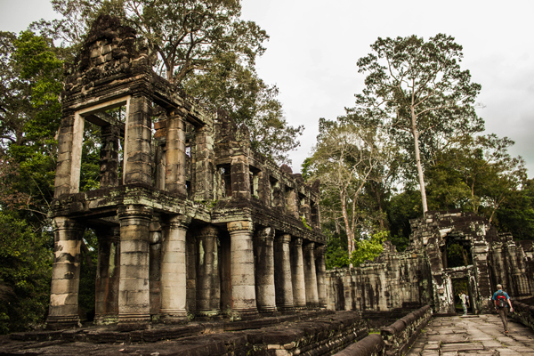Preah Khan - The Symbol of Universe Indochina tour package