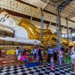 Shwe Tha Lyaung Buddha Bago