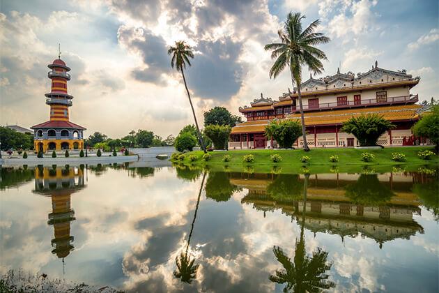 Summer Palace Pattaya - Southeast Asia Holiday 19 Days