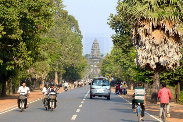 Angkor Complex - Vietnam and Cambodia Tour 27 Days