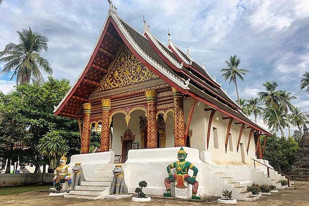 Wat Aham - 25 Days in Indochina