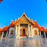 Wat Benjamabophit Bankok