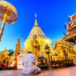 Wat Prathat Doi Suthep Chiang Mai