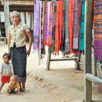 Weaving Village Luang Prabang