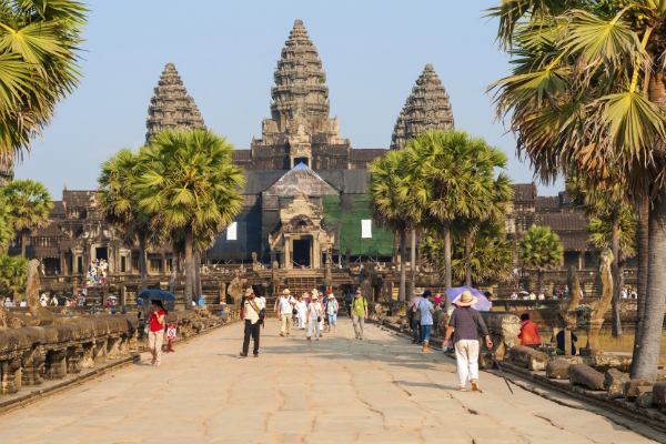 Angkor Wat - Explore Vietnam and Cambodia