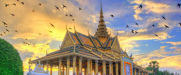 The radiant city of phnom penh