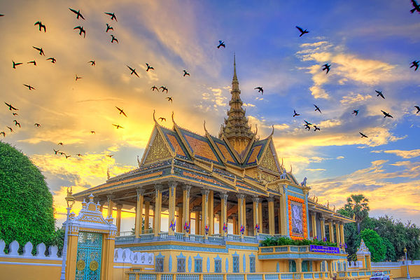 Phnom Penh - Tours to Vietnam and Cambodia 12 Days