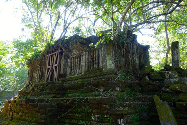 Beng Mealea – Forgotten Temple