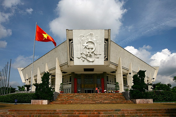 Ho Chi Minh Museum - Indochina Tours