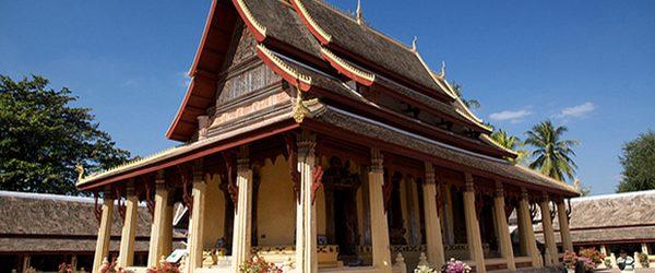 The core construction of Wat Si Saket