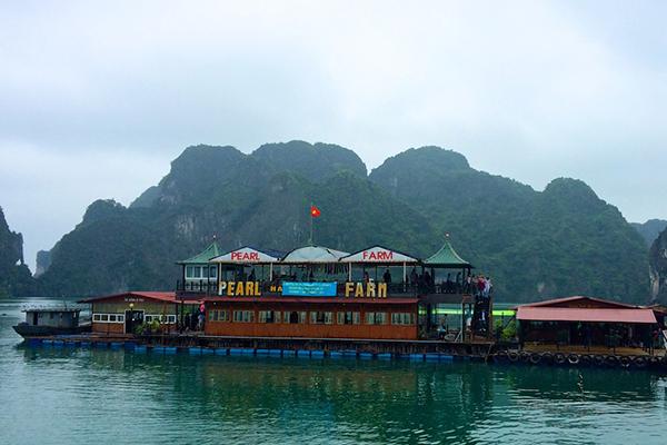 Floating Pearl Farm, Halong Bay