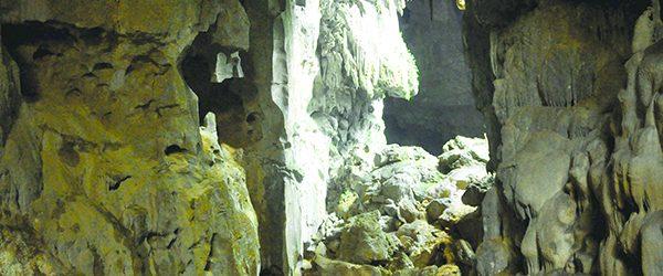 The Bright cave