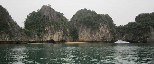 Three Peaches Island