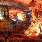Virgin cave