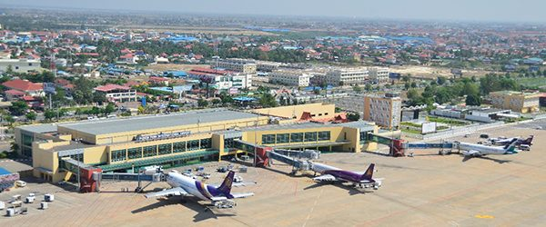 Cambodia International Airport