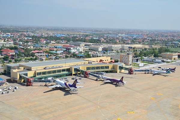 Cambodia Upgrades Airports