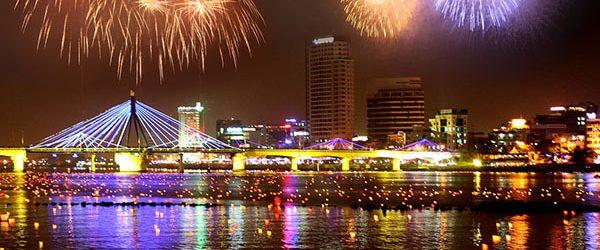 Da Nang Firework Festival 2016