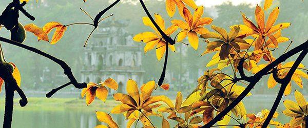Hanoi in autumn