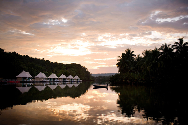Ecotourism Focus In Koh Kong