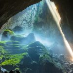 The best time of the year to visit Son Doong Cave is from February to August