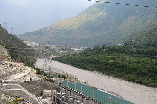 Laos almost meets no difficulties developing hydropower