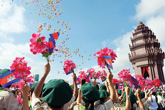 National Independence Day cambodia holidays