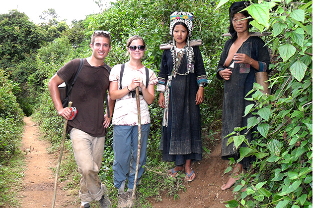 Nowadays, many mountainous and rural areas in Laos also provide internet access
