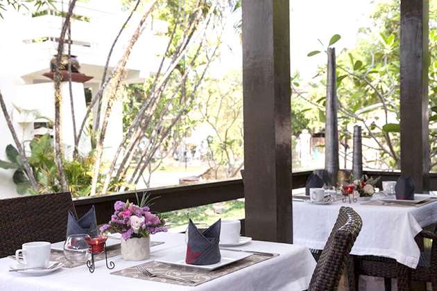 The balcony by Lanith – The Lao National Institute of Tourism and Hospitality (Lanith)