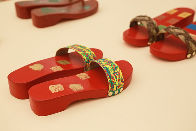 Women loved wearing these with the traditional Ao Dai