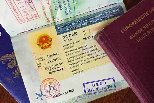 Take your passport and visa seriously during Vietnam trip