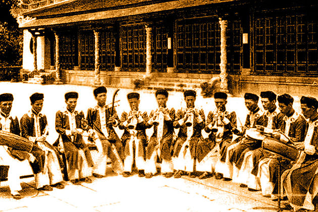 vietnam musical instruments in the history
