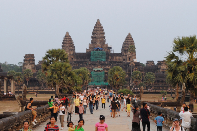 Angkor Wat Temple Siem Reap - Tours to Southeast Asia