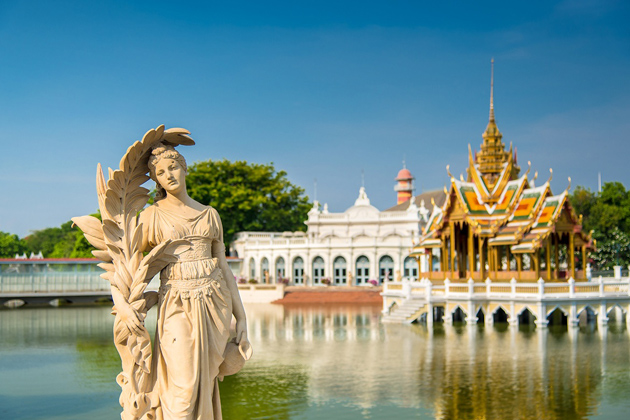 Bang-Pa-In Bangkok - Southeast Asia Tours 17 Days