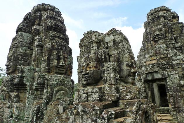 Bayon Temple Siem Reap - Southeast Asia Tours