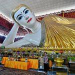 Chauk Htat Kyi Pagoda Yangon - Southeast Asia 17 Day Tour