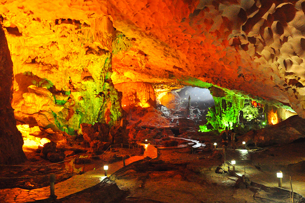 Sung Sot Cave Halong - Southeast Asia Tour Packages