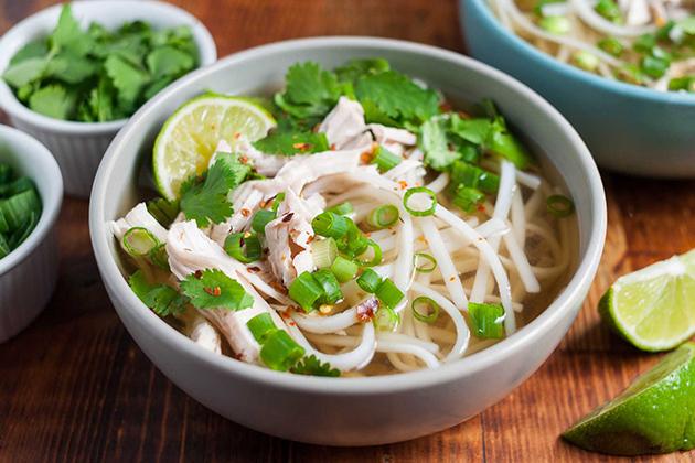Vietnamese - Pho Noodle Soup