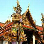 Wat Phrakaew Bangkok