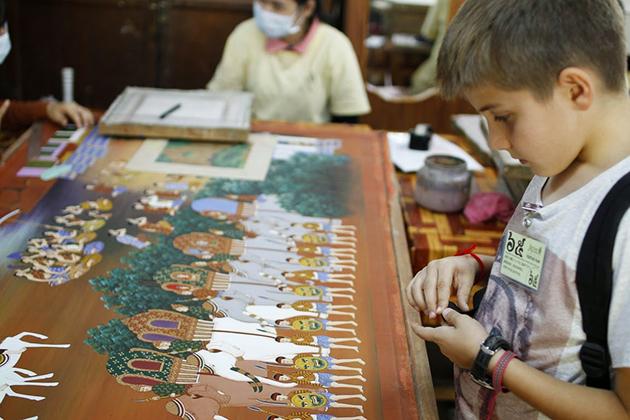 Artisans d' Angkor Cambodia