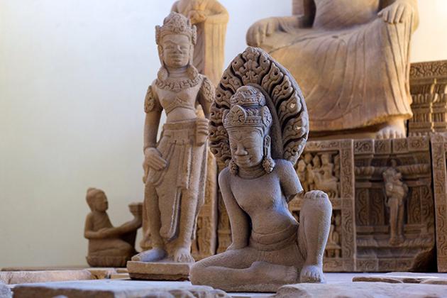 Cham Museum - Vietnam Cambodia Tour 23 Days