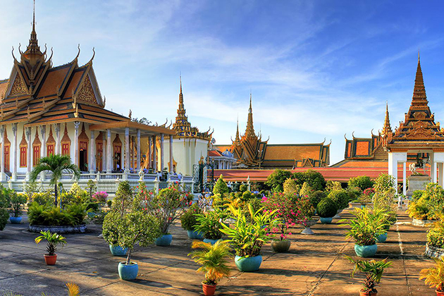 Phnom Penh - Essential of Vietnam Cambodia Tour