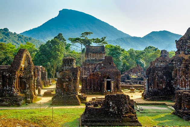 My Son Sanctuary - Indochina Tour to Vietnam and Cambodia